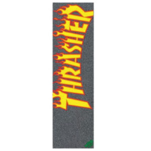 Mob Mob Thrasher Flame Logo Grip