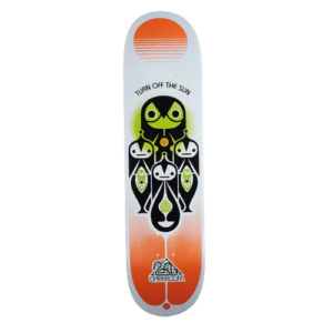 Nouveauté DARKROOM DECK TURN OFF THE SUN 8.125 X 32 MULT