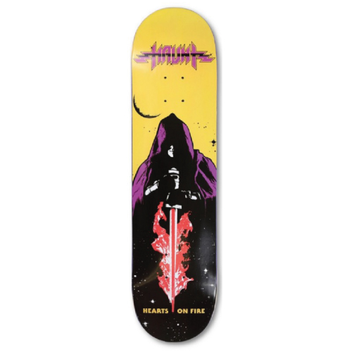 Pizza Skateboards Haunt Deck 8.0