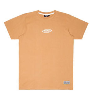 LATE SLEEPERS - T-SHIRT - BISCUIT