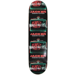 JACKER DECK - WORLD TOUR
