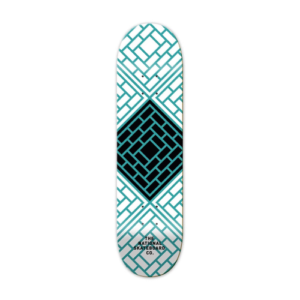 NATIONAL SKATE CO CLASSIC BLUE 8.375