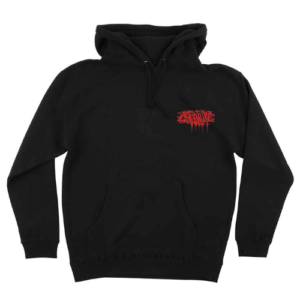 Creature Doctor Is In Midweight Pullover Hoodie - Black